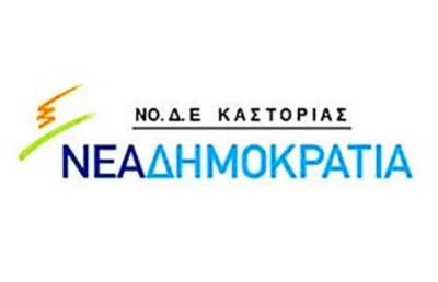 Συνεδρίαση Νομαρχιακής Διοικούσας επιτροπής ΝΕΑΣ ΔΗΜΟΚΡΑΤΙΑΣ Καστοριάς