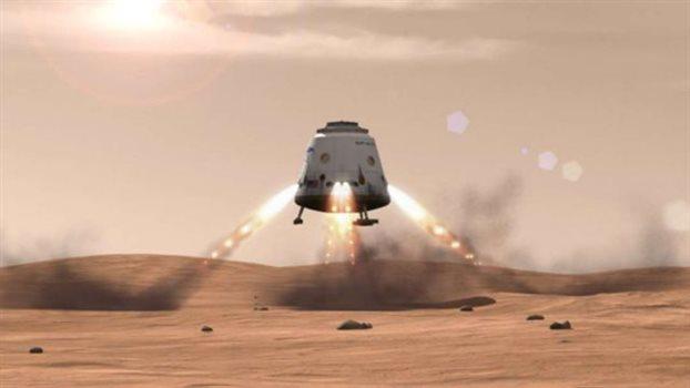 Το 2018 η πρώτη ιδιωτική αποστολή στον Αρη