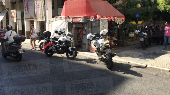 Για τα μάτια μιας γυναίκας το φονικό στο κέντρο της Αθήνας