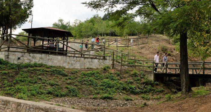 Nέες φωτογραφίες από τα ενδότερα του Ζωολογικού Κήπου Φλώρινας, που εγκαινιάστηκε χθες Πέμπτη 18/8