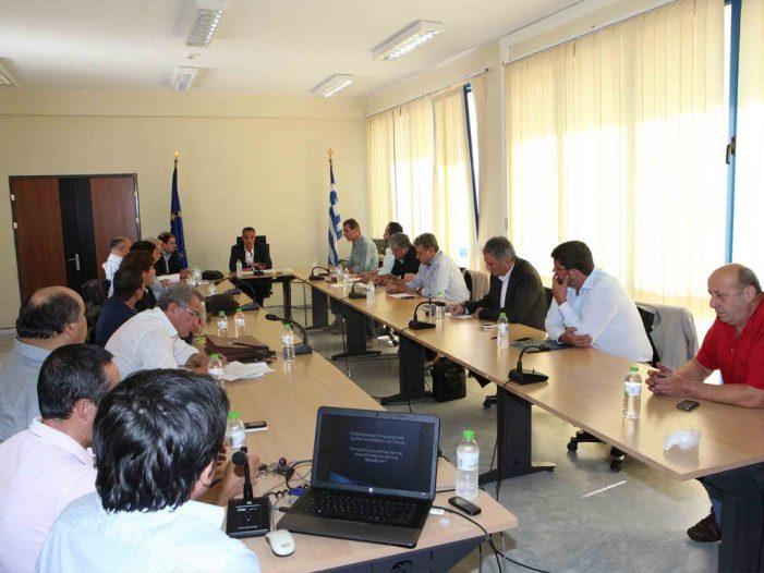 Συνάντηση του Περιφερειάρχη Δυτικής Μακεδονίας  με εκπροσώπους της γούνας