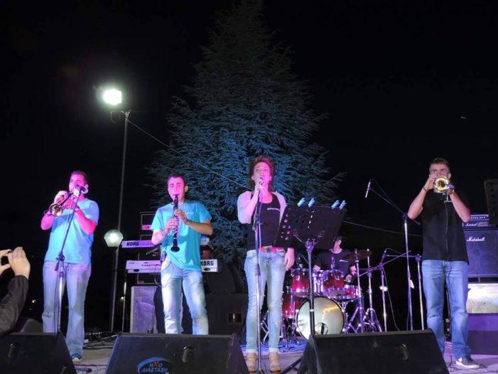 Οι Χαλκινοmania ζωντανά στο Μαυροχώρι τη Δευτέρα 15 Αυγούστου
