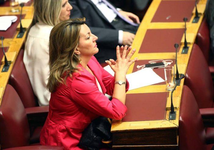 Μαρία Αντωνίου: 67 Βουλευτές της Ν.Δ. καταγγέλλουν την κυβέρνηση για αύξηση στον ΕΝΦΙΑ