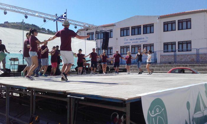 Συμμετοχή του ελπχ ΟΡΜΟΣ Καστοριάς στο 4ο Φεστιβάλ Παραδοσιακών Χορών στην ΣΚΟΠΕΛΟ