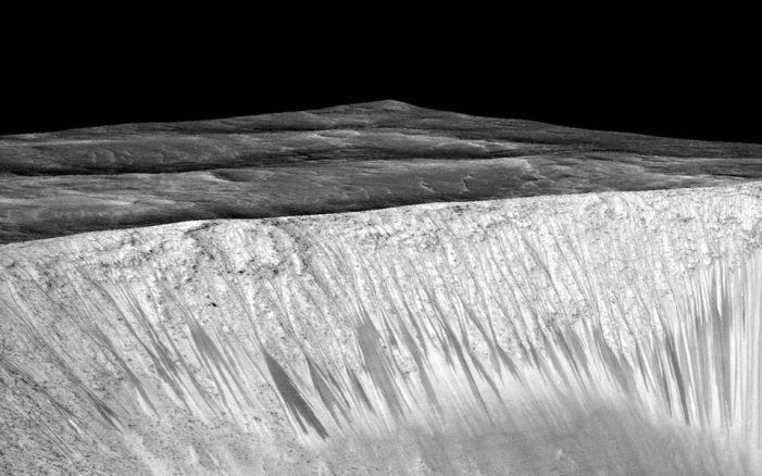 Νέα έρευνα καταρρίπτει τη θεωρία για το τρεχούμενο νερό στον Αρη