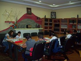 Κάλεσμα στην Κωνσταντινίδειο Δημοτική Βιβλιοθήκη