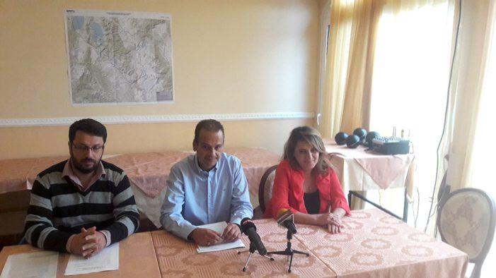 ΕΡΓΟΣΕ: Η επίσημη ανακοίνωση για τη σιδηροδρομική σύνδεση της Καστοριάς