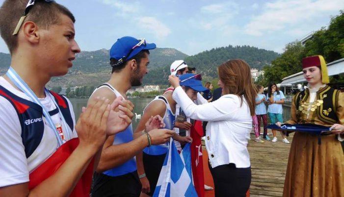 Μαρία Αντωνίου: Η ελληνική κωπηλασία, μας κάνει διαχρονικά υπερήφανους