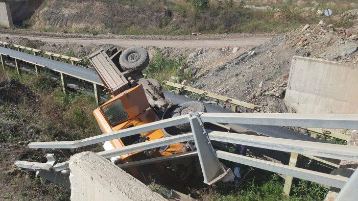 Κοζάνη: Ατύχημα στο Ορυχείο Νοτίου Πεδίου – Απεγκλωβίστηκαν οι πέντε εργαζόμενοι της ΔΕΗ (φωτό)