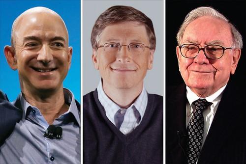 Το Forbes ανακοίνωσε τη λίστα με τους 400 πλουσιότερους ανθρώπους των ΗΠΑ