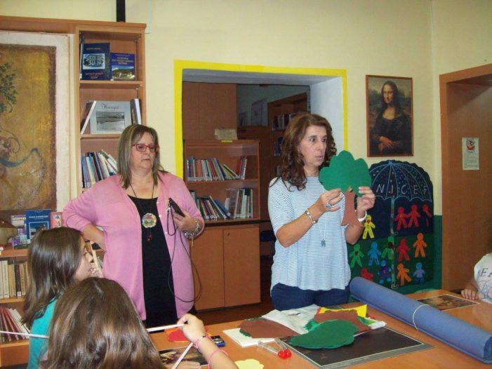 Δράση της Κωνσταντινίδειου Βιβλιοθήκης για την Ημέρα της Τρίτης Ηλικίας
