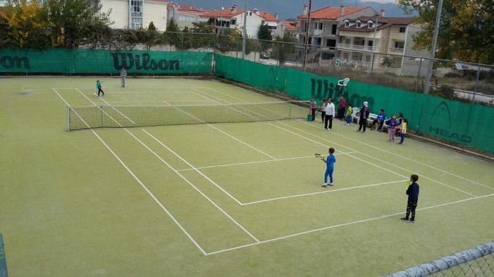 Γιορτή του Τένις στον Πρωτέα!