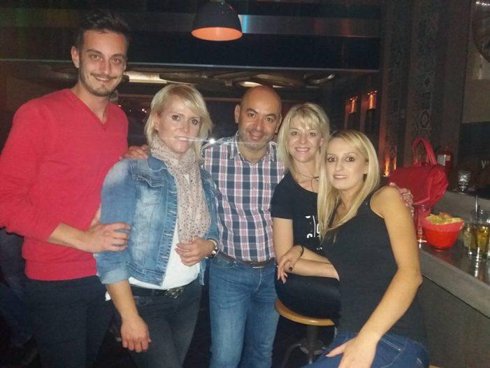 Με κέφι και επιτυχία και το δεύτερο Latin party του ΟΡΜΟΥ στο ZAZA