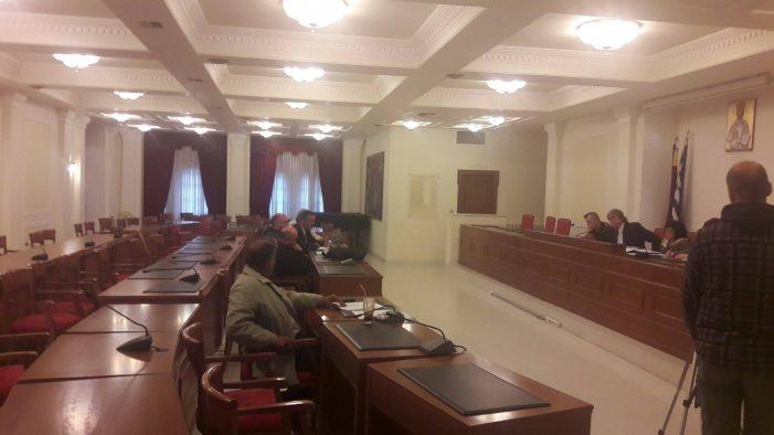 Παραμονή των δημοτικών τελών εισηγήθηκε ο Β. Στεργιόπουλος
