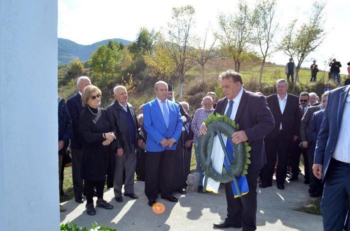 Αντιπροσωπεία του Δήμου Καστοριάς στις εκδηλώσεις στην Κορυτσά