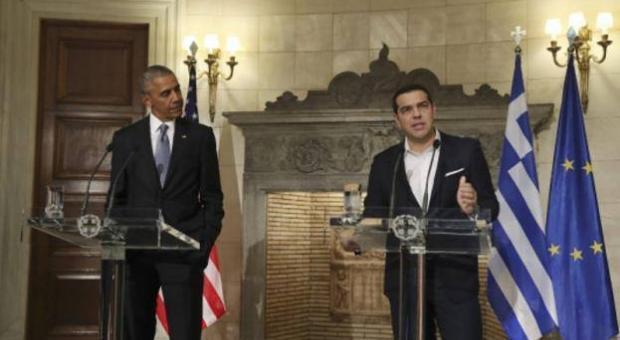 Ομπάμα: Τώρα είναι η κατάλληλη στιγμή για τη διευθέτηση του χρέους – Τσίπρας: Δεν αντέχουμε άλλη λιτότητα