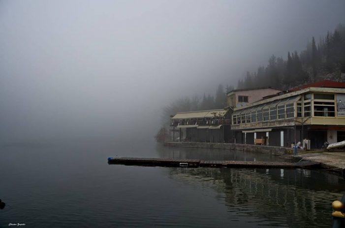 Περιπλάνηση στην ομίχλη, δια χειρός Χρήστου Ζορπίδη