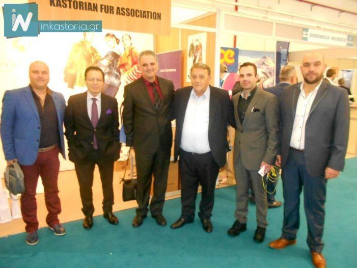 Η Καστοριά έδωσε το παρόν στη 32η Διεθνή Τουριστική Έκθεση Θεσσαλονίκης (φωτό)