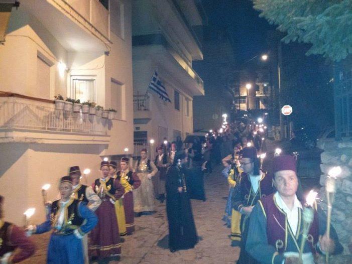 ΟΡΜΟΣ: Δυναμικό παρόν στις εκδηλώσεις της 104ης επετείου απελευθέρωσης της Καστοριάς