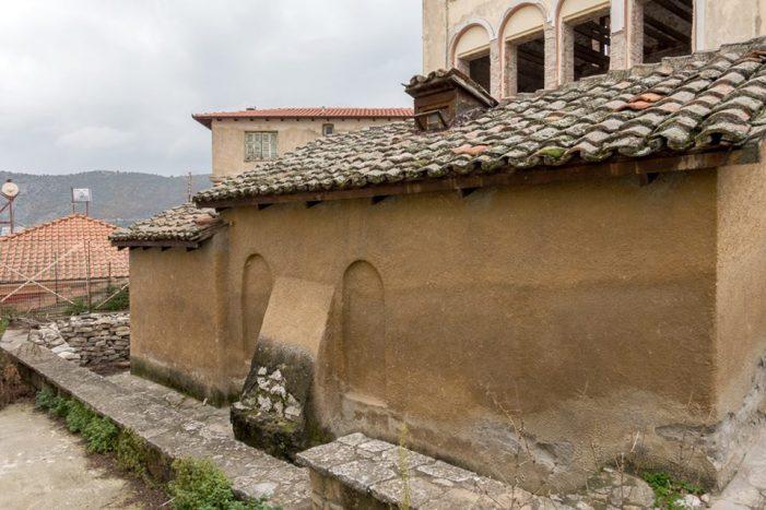 Γιώργος Πετκανάς: Μια βόλτα στην ιστορία του Ναού Αγίου Αθανασίου του Μουζάκη