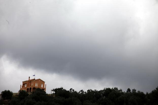 Ισχυρές βροχές και καταιγίδες στο μεγαλύτερο τμήμα της χώρας