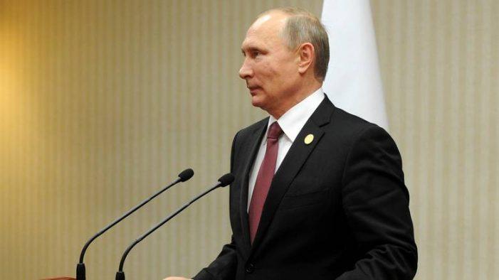 Βλ. Πούτιν για Ντ. Τραμπ: Είναι διατεθειμένος να ομαλοποιήσει τις ρωσοαμερικανικές σχέσεις