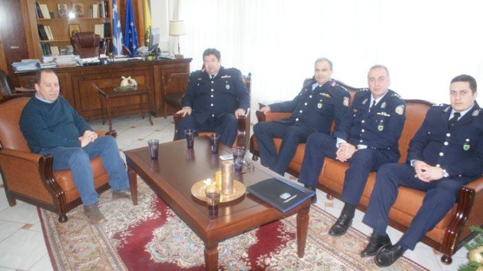 Επίσκεψη στον Αντιπεριφερειάρχη Καστοριάς πραγματοποίησε ο Γενικός Επιθεωρητής Αστυνομίας Β.Ελλάδος