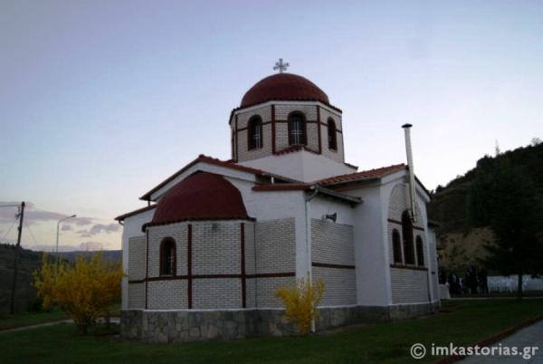 Ιερά Αγρυπνία απόψε στο Μελάνθιο