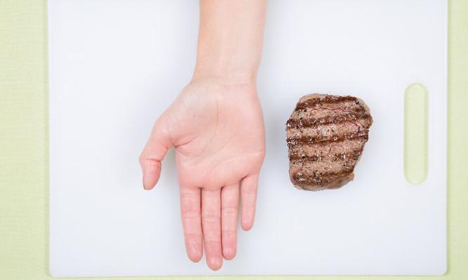 Μερίδες φαγητού: Ποια είναι η υγιεινή ποσότητα – Πώς υπολογίζονται [πίνακας]