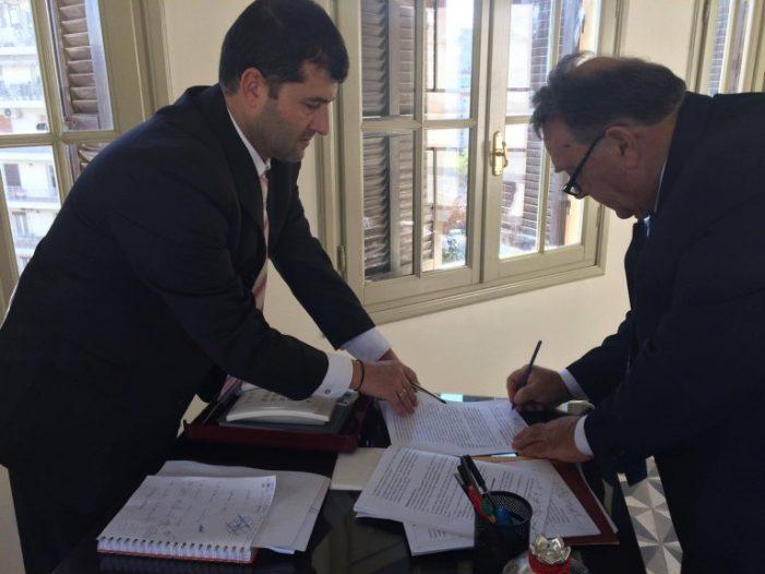 Δήμος Καστοριάς: Υπογραφή σύμβασης Προγράμματος Κοινωφελούς Εργασίας