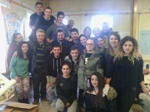 Το «Κέλετρον Αγάπη για το Παιδί» ευχαριστεί τους φοιτητές του ΤΕΙ Καστοριάς