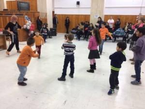 Χριστουγεννιάτικη Γιορτή για τα Παιδιά του «Κέλετρον Αγάπη για το Παιδί» και των Εργατικών Κατοικιών Καστοριάς