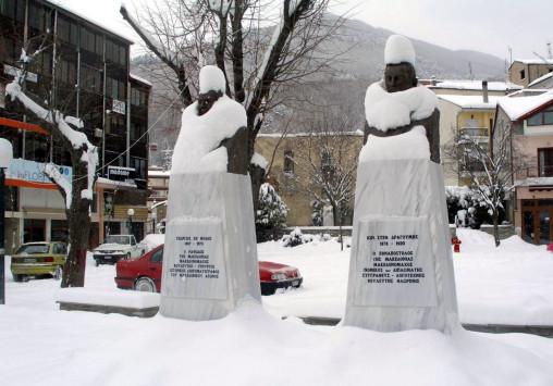 Καιρός: Στην κατάψυξη η Βόρεια Ελλάδα – Πολικές θερμοκρασίες στη Μακεδονία!