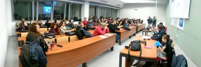 Καστοριά: Πραγματοποιήθηκε με επιτυχία η εκδήλωση Γνωριμίας με τον Ραδιοερασιτεχνισμο (φωτό)