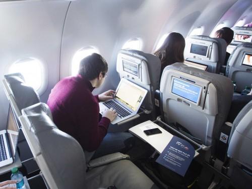 Αυτή είναι η πρώτη αεροπορική εταιρία που παρέχει δωρεάν Wi-Fi σε όλους