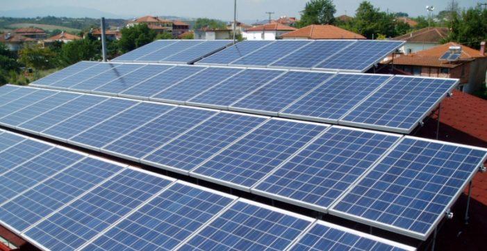 16 Φωτοβολταϊκά Συστήματα σε στέγες κτιρίων του Δήμου Κοζάνης