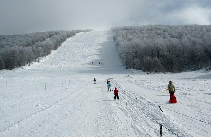 Ανοίγει το Χιονοδρομικό Κέντρο Οξυάς-Βιτσίου
