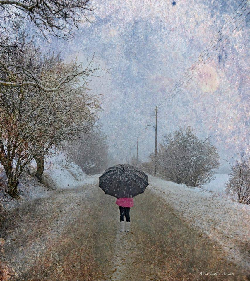 Δέκα Καστοριανοί και Αργείτες θυμούνται και γράφουν ένα μικρό αφήγημα για το χιόνι