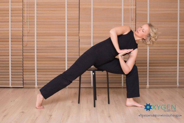 Garuda Pilates στο Oxygen Health Club (video)