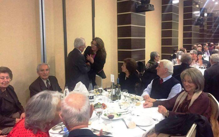 Στις εκδηλώσεις των Συλλόγων η Μαρία Αντωνίου