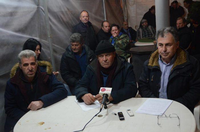Κινητοποίηση σε εφορία και τελωνείο προετοιμάζουν οι αγρότες της Καστοριάς (βίντεο)
