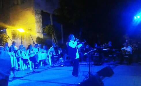 Σήμερα η χορωδιακή συνάντηση μαζί με γλέντι από την Λαικορεμπέτικη Χορωδία