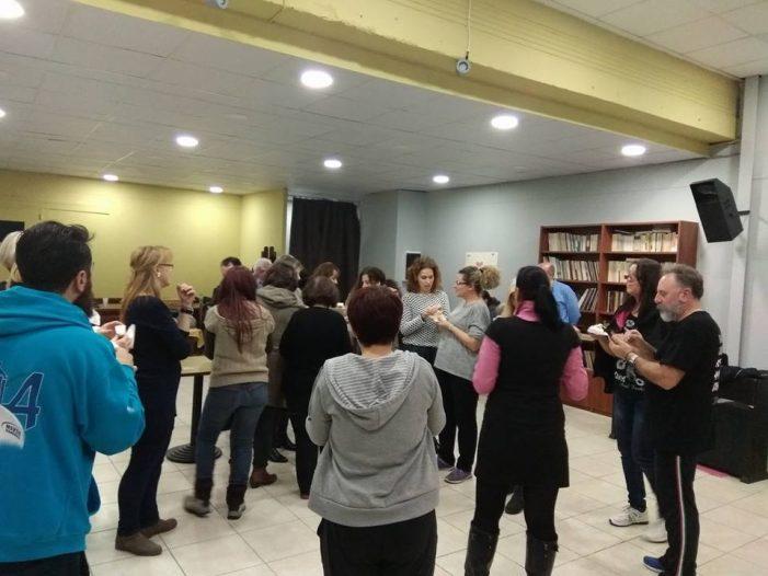 Ο Πολιτιστικός Σύλλογος «Αθανασιος Χριστόπουλος» έκοψε βασιλόπιτα
