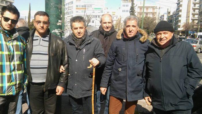 Φωτογραφίες από τους Καστοριανούς αγρότες στο συλλαλητήριο της Αθήνας