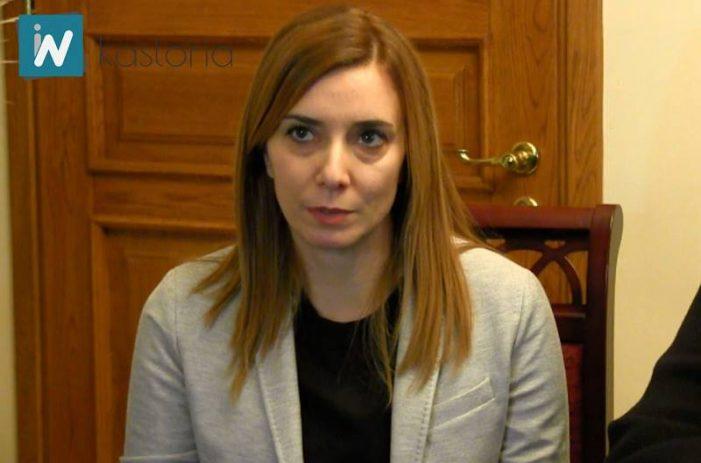 Διευθύντρια επικοινωνίας TAP: Μόνος αρμόδιος για το οικιακό φυσικό αέριο στην Καστοριά η Πολιτεία (βίντεο)