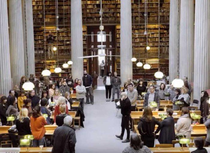 Αύριο παραδίδεται «το νέο σπίτι» της Εθνικής Βιβλιοθήκης της Ελλάδος