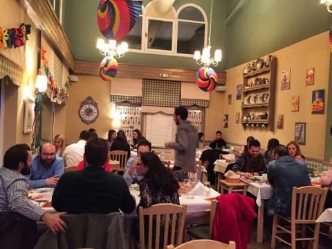 Σκανδιναβική βραδιά στο Αλλοτινό (Φωτογραφίες)