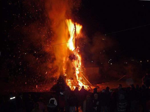 Κάλεσμα του Συλλόγου Νεστορίου Νέστωρ στο άναμμα της Μπουμπούνας