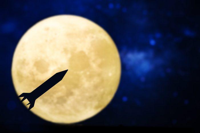 Το 2018 οι πρώτοι αστροτουρίστες γύρω από τη Σελήνη