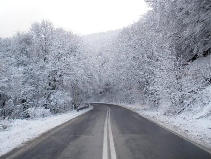 Χιόνια τώρα στο Πισοδέρι (φωτο)